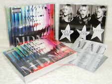 Madonna MDNA Taiwan Ltd 2-CD+Promo CD (Give Me All Your Luvin' NO RAP Ver.) 3CD