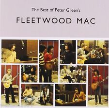 Fleetwood Mac - Best Of Peter Green's - CD NEW & SEALED   Albatross