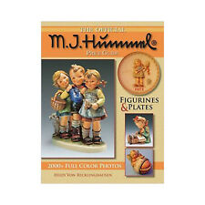 The Official Hummel Price Guide Figurines & Plates Value Identification Book