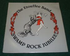 Swamp Rock Jubilee The Etouffee Band~1989 Country Southern Rock Oregon~FAST SHIP
