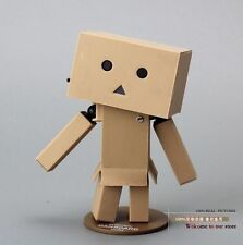 Figura 8cm Lovely Danboard Mini PVC Action Figure Toy Danbo Doll with LED Light