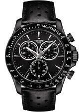 NEW T106.417.36.051.00 TISSOT V8 BLACK PVD CHRONOGRAPH T1064173605100