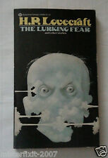 THE LURKING FEAR - PAPERBACK BOOK {1975} - By H.P. Lovecraft