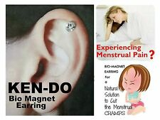 NEW KEN-DO Bio Magnet Natural Menstrual Pain Relief PMT Period Cramps Menopause