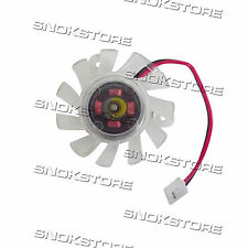 VENTOLA ventolina raffredamento COOLING FAN FOR VGA CARD 35mm 2 PIN RPM 2500