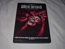 The Green Inferno (DVD, 2016) Eli Roth Cannibal Horror Amazon Rainforest Gore