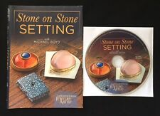 DVD Only! Stone on Stone Setting with Michael Boyd [DVD] [Lapidary Journal Jewel