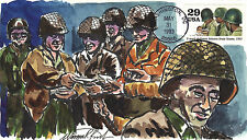WILD HORSE HP WWII   V-MAIL DELIVERS LETTERS FROM HOME   Sc 2765e