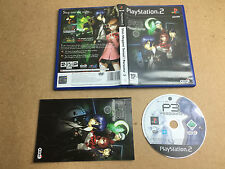 Persona 3 (Shin Megami Tensei) - Sony Playstation 2 (ps2) tested/working Inglaterra PAL