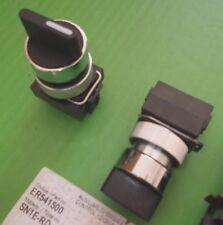 Interruptor Selector 3 posiciones Resorte Retorno a 1 lado 22.5mm ER541500 X 1 ONO