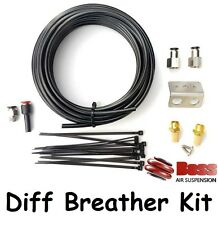 BOSS Diff Breather Kit Toyota Landcruiser 100 105 200 series Lexus LX470
