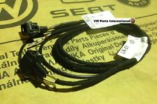 VW Golf MK3 GTI VR6 Fog Light Wiring Loom Upgrade Genuine New OEM VW Part Bra...