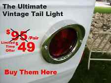 Ultimate Vintage Travel Trailer Tail Light