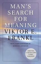 Man's Search for Meaning by Viktor E. Frankl (2006, Paperback)