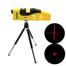 160° Mini Line Laser Level Marker TD9B Laser Range with Adjustable Tripod