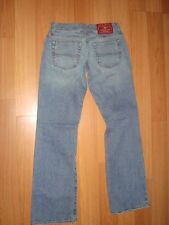 lucky brand mid rise boot cut jeans size 26
