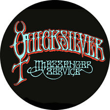 CHAPA/BADGE QUICKSILVER MESSENGER SERVICE . john cippolina jefferson airplane