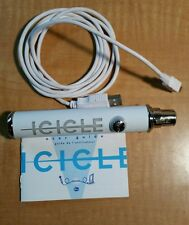 BLUE ICICLE XLR TO USB MIC CONVERTER/MIC PREAMP interface