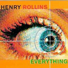 Everything by Henry Rollins (CD, Twothirteenrecords)