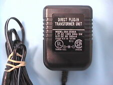 1 USED DIRECT PLUG-IN AC ADAPTER DIA-3590A 9VDC 300MA