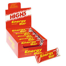 High 5 Energy Bar 25 x 60g barra (S) - Banana
