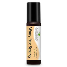 Worry Free Synergy Pre-Diluted Essential Oil Roll-On 10 ml (1/3 oz) RTU