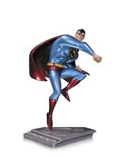 "DC Collectibles 7.5"" tall Superman The Man of Steel Animated Series Statue"