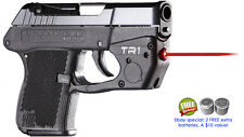 ARMALASER TR1 KEL-TEC  KELTEC P32 / P3AT SUPER-BRIGHT LASER WITH GRIP ACTIVATION