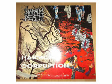 Napalm Death ‎-  Harmony Corruption - 2 LP Limited Edition