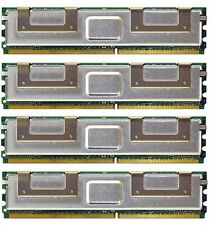 NOT FOR PC! NEW! 16GB 4x4GB MEMORY PC2-5300 ECC FB-DIMM Dell PowerEdge 2950
