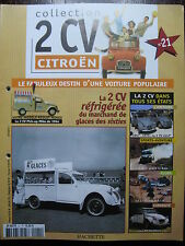 FASCICULE 21 CITROEN 2CV  PICK-UP MIKO 1964