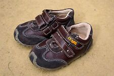 Beppi Baby Boy Leather Shoes New - size 18 / 2 UK