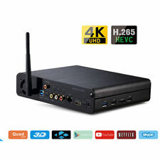 HiMedia Q10 PRO Quad-Core 4K TV BOX HEVC H.265 Android UHD Media Player w/ Kodi