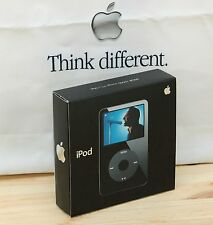 Apple iPod Classic 5th Generation 60gb Black + Original Box New USB Collector