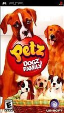 Petz: Dogz Family  (PlayStation Portable, 2009) Brand NEW & SEALED PSP Dog Pet