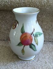 Royal Worcester EVESHAM GOLD 6 Inch Vase -  Made in England - FREE SHIPPING