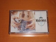 "MADONNA ""LIKE A PRAYER"" CASSETTE TAPE 1989 GERMANY RARE! NEW & SEALED!"