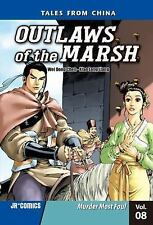 Outlaws of the Marsh 8: Murder Most Foul