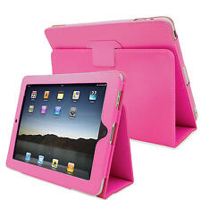 360 Rotating Leather Stand Case Cover For Samsung Galaxy Tabs Various Models