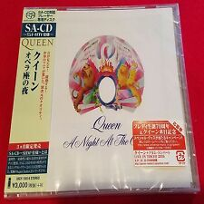 QUEEN - A Night At The Opera - Japan Jewel Case SHM SACD - UIGY-15014