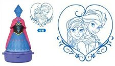 Frozen Disney Arendale Royal Dress Ink Stamp Stamper Anna Princess Elsa Sister B