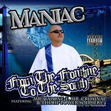 MANIAC-From The Frontline To The Sout CD NEW