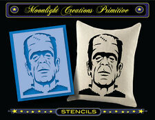Halloween Stencil~Vintage~FRANKENSTEIN MONSTER~Classic Halloween scary man