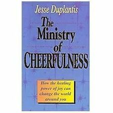 The Ministry of Cheerfulness, Jesse Duplantis, Good Condition, Book