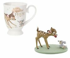 Disney Magical Moments Bambi & Thumper - Special Friends Figurine & Mug