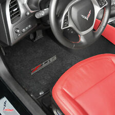 Lloyd Mats LUXE 3PC FLOOR MAT SET Custom Made for 2015-2016 Corvette Z06 COUPE