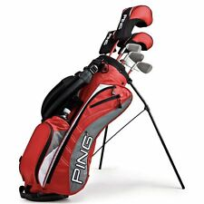 "PING MOXIE I JUNIOR COMPLETE GOLF SET AGES 10-11/ HEIGHTS 54""-60"" - NEW"