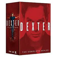 DEXTER COMPLETE SERIES New Sealed 32 DVD Set Seasons 1-8 Season 1 2 3 4 5 6 7 8
