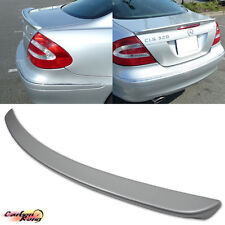 PAINTED Mecedes BENZ W209 2D COUPE CLK CLASS Trunk A Type Spoiler 2008 #744