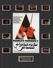 * Clockwork Orange 35mm Film Cell Display *